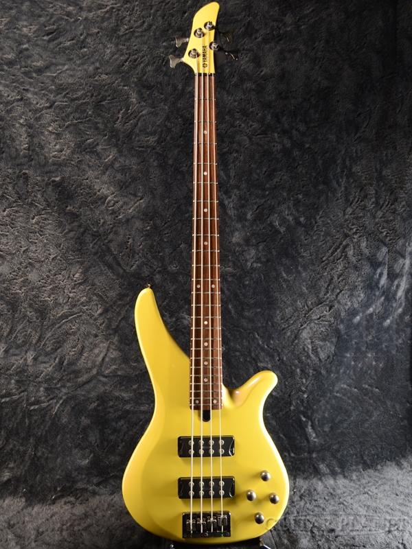 【中古】YAMAHA RBX374 -Yellow-[ヤマハ][イエロー,黄][Electric Bass,エレキベース]【used_ベース】