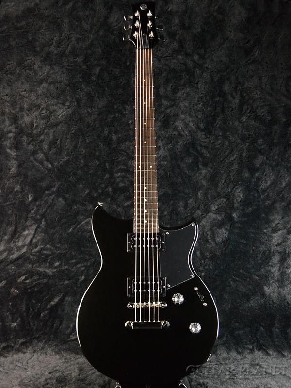 YAMAHA REVSTAR RS320 Black Steel BST 新品[ヤマハ][レブスター][ブラックスチール,黒][Electric Guitar,エレキギター]