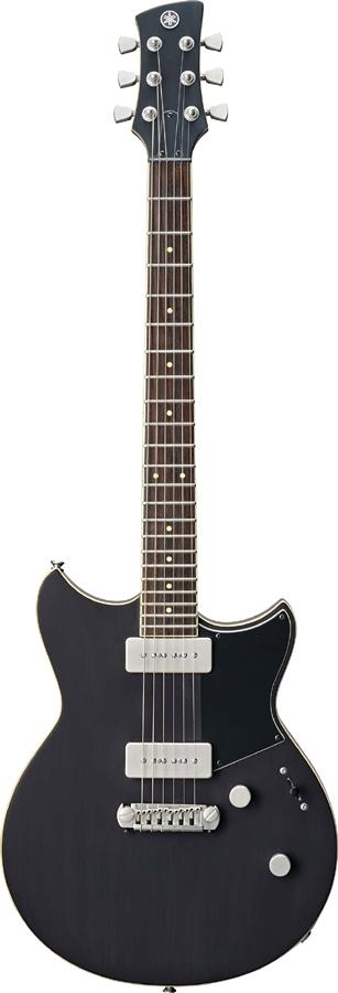 YAMAHA REVSTAR RS502 SHOP BLACK SPB 新品[ヤマハ][レブスター][P90][ショップブラック,黒][Electric Guitar,エレキギター]