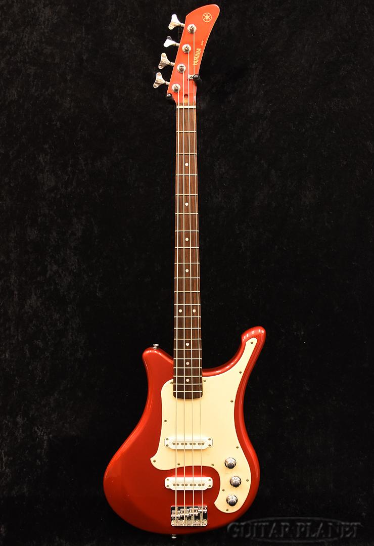 【中古】YAMAHA SBV-500 -Red Metallic-[ヤマハ][レッドメタリック,赤][Electric Bass,エレキベース]【used_ベース】