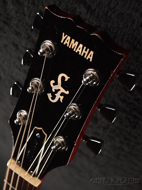 雅马哈 SF-5000-红森伯斯特在 1981 [雅马哈],[首页] [红太阳爆裂,红] [电吉他、 电吉他]