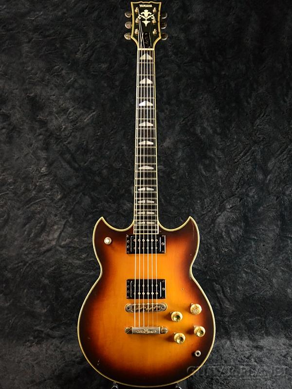 【中古】YAMAHA SG1000 -Brown Burst- 1983年製[ヤマハ][国産][ブラウンバースト,サンバースト][Electric Guitar,エレキギター]【used_エレキギター】