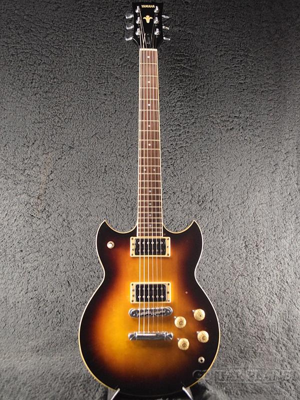 【中古】YAMAHA SG600 -Tobacco Sunburst- 1981年製[ヤマハ][国産][タバコサンバースト][Electric Guitar,エレキギター]【used_エレキギター】