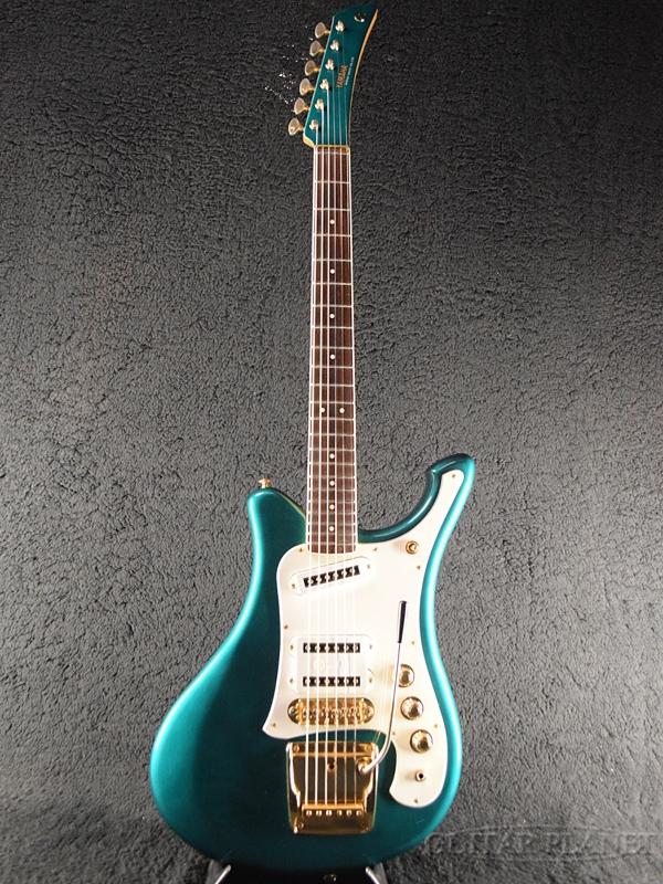 【中古】YAMAHA SG-7 20th Anniversary -Candy Blue- 1986年製[ヤマハ][国産][キャンディブルー,青][Electric Guitar,エレキギター][SG7]【used_エレキギター】