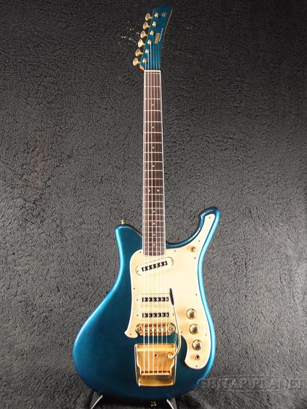 【中古】YAMAHA SG-7 -Candy Blue- 1968年製[ヤマハ][国産][キャンディーブルー,青][Electric Guitar,エレキギター][Bizarre,ビザールギター][SG7]【used_エレキギター】