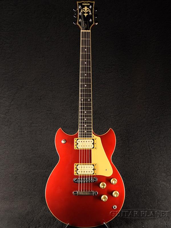 【中古】YAMAHA SG800S -Candy Red- 1983年製[ヤマハ][国産][キャンディーレッド,赤][Electric Guitar,エレキギター]【used_エレキギター】