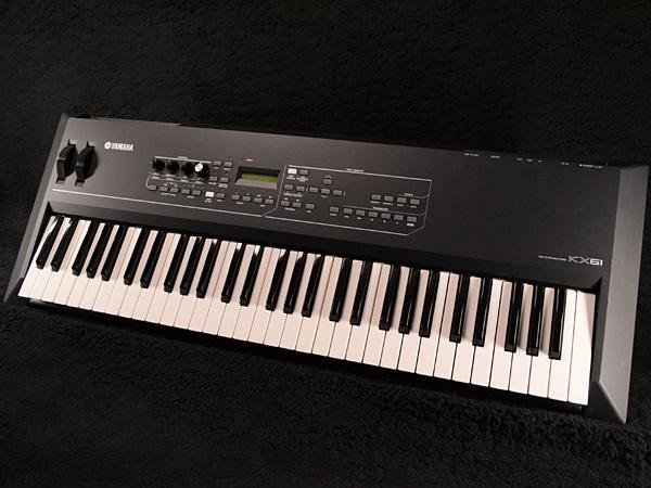 【中古】YAMAHA KX61 USB KEYBOARD STUDIO 2000年代製[ヤマハ][スタジオ][Black,ブラック,黒][MIDIキーボード][KX-61]【used_ピアノ】