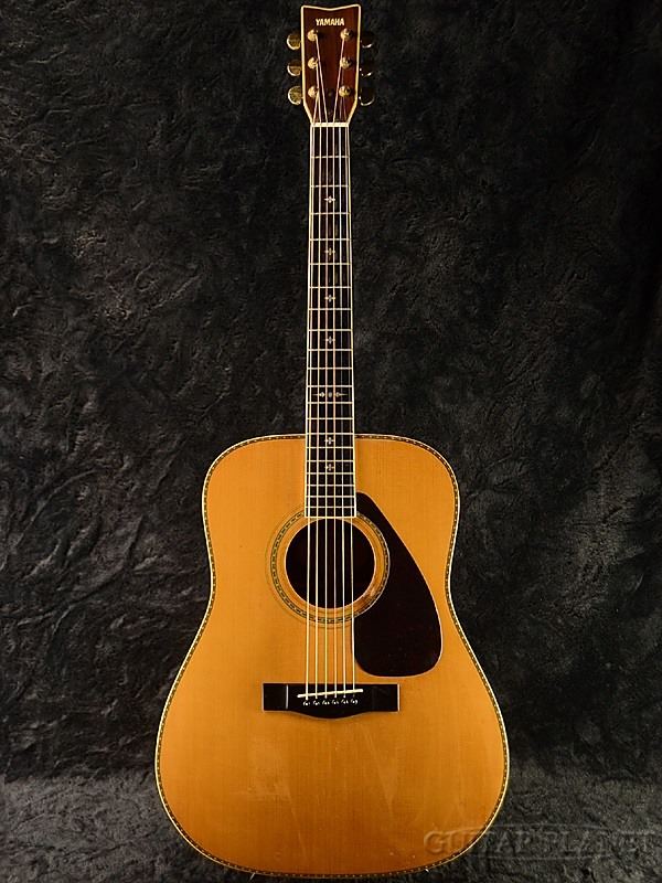 YAMAHA l-10 late-1980s years made _vtg [Yamaha], [home] [Natural, natural, wood] [Acoustic Guitar, acoustic guitar, Folk Guitar, folk guitar, acoustic guitar, [L10]
