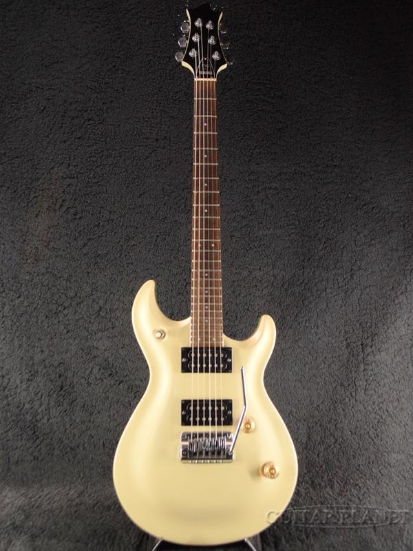 【中古】YAMAHA YSG-TII -PW (Pearl White)- 1980年代後半製[ヤマハ][国産][パールホワイト,白][Electric Guitar,エレキギター]【used_エレキギター】