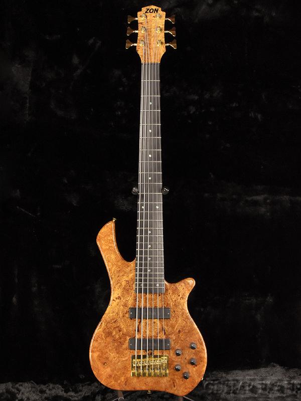 【中古】Zon Legacy Elite6 -Natural- 2012年製[ゾン][Natural,ナチュラル][6strings,6弦][Electric Bass,エレキベース]【used_ベース】