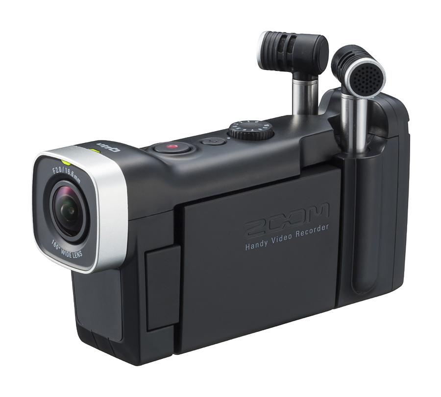 ZOOM Q4n 新品 Handy Video Recorder[ズーム][ハイレゾ音質録音][ハンディビデオレコーダー][You Tube]