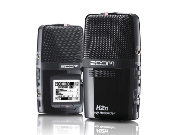 ZOOM H2n 新品 Handy Recorder[ズーム][ハンディーレコーダー][next][WAVELAB LE]