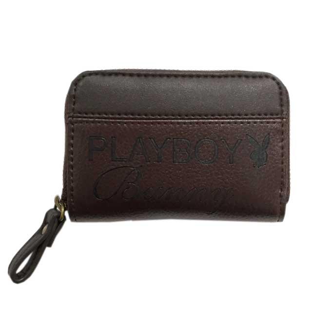 プレイボーイのコインケースが登場 爆買いセール PlayBoy マーケティング プレイボーイ コネクトRF小銭入れコインケース ☆☆☆☆ BR MPB0213