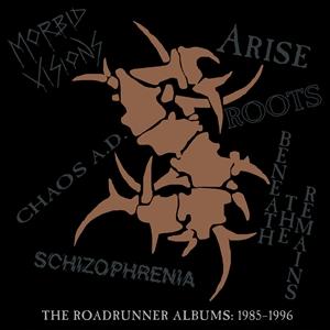 輸入盤 SEPULTURA / ROADRUNNER ALBUMS 1985-1996 [6LP]