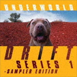 アンダーワールド DRIFT 特価 SERIES 買物 1 - デラックス SAMPLER CD エディション盤 EDITION