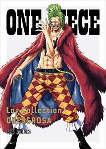 "ONE PIECE Log Collection""DRESSROSA"" [DVD]"
