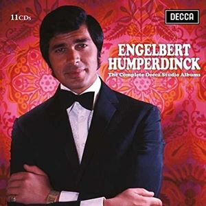 輸入盤 ENGELBERT HUMPERDINCK / COMPLETE DECCA STUDIO ALBUMS [11CD]