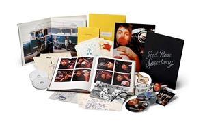 輸入盤 PAUL MCCARTNEY & WINGS / RED ROSE SPEEDWAY [3CD+2DVD+BR]