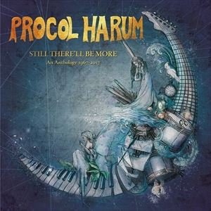 輸入盤 PROCOL HARUM / STILL THERE'LL BE MORE : ANTHOLOGY 1967-2017 [5CD+3DVD]