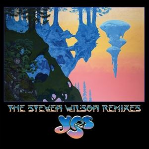 輸入盤 YES / STEVEN WILSON REMIXES [6LP]