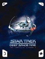 スタートレック ディープスペースナイン コンプ・シーズン3(通常版) [DVD]