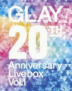 GLAY 20th Anniversary LIVE BOX VOL.1 [Blu-ray]
