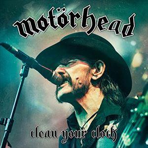 輸入盤 MOTORHEAD / CLEAN YOUR CLOCK (LIMITED EDITION BOX SET) [DVD+CD+2LP]