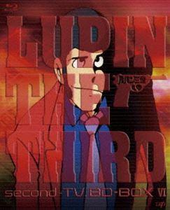 『3年保証』 ルパン三世 [Blu-ray] second-TV. VI BD-BOX VI second-TV. [Blu-ray], ベイドラッグ:4e28464b --- tringlobal.org