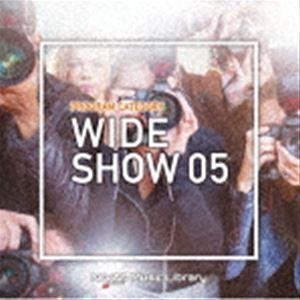 評判 NTVM Music Library 番組カテゴリー編 激安通販販売 CD ワイドショー05