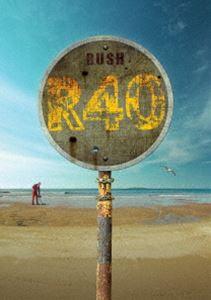 ラッシュ/R40~ラッシュ40周年記念DVD10枚組ハードカバー56Pブック仕様コレクターズ・エディション【数量限定生産500セット】 [DVD]
