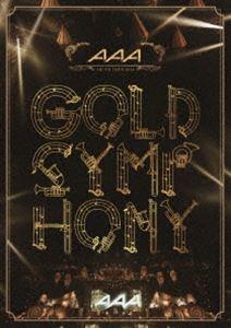 AAA ARENA TOUR 2014 通常盤 -Gold セール 登場から人気沸騰 スピード対応 全国送料無料 Symphony- DVD