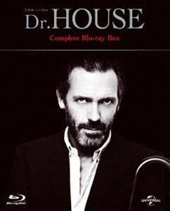 Dr.HOUSE/ドクター・ハウス コンプリート ブルーレイBOX<初回限定生産> [Blu-ray]