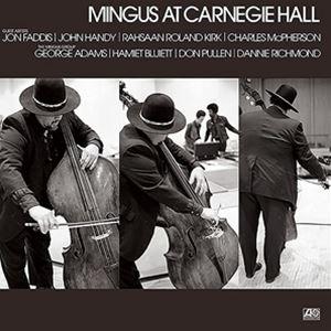 輸入盤 OUTLET SALE 蔵 CHARLES MINGUS LIVE AT CARNEGIE LTD 3LP EDITION HALL DELUXE