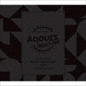 Aqours / ラブライブ!サンシャイン!! Aqours CLUB CD SET 2020 BLACK EDITION(初回生産限定盤/3CD+2DVD) (初回仕様) [CD]
