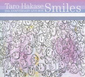 葉加瀬太郎/10th ANNIVERSARY LIVE BOX~Smiles [DVD]