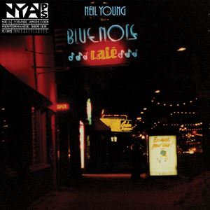輸入盤 NEIL YOUNG / BLUENOTE CAFE [LP]