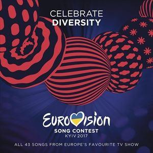 輸入盤 VARIOUS / EUROVISION SONG CONTEST 2017 KYIV [2CD+4LP]