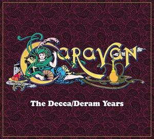 輸入盤 CARAVAN / DECCA / DERAM YEARS (AN ANTHOLOGY) 1968-1975 (LTD) [9CD]