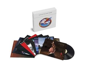 輸入盤 STEVE MILLER BAND / COMPLETE ALBUMS VOLUME 2 (1977-2011) (LTD) [9LP]