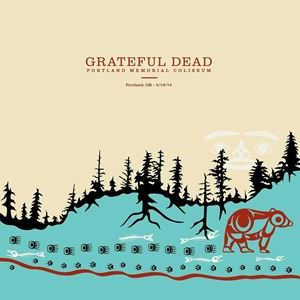 輸入盤 GRATEFUL DEAD / PORTLAND MEMORIAL COLISEUM PORTLAND OR 5/19/74 [6LP]