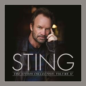 輸入盤 STING / STUDIO COLLECTION : VOLUME II [5LP]