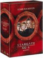 スターゲイト SG-1 シーズン4 DVD The Complete Box 10th アニバーサリー版 [DVD]