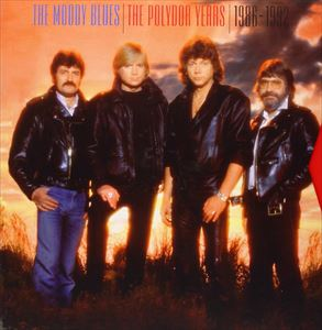 輸入盤 MOODY BLUES / POLYDOR YEARS 1986-1992 (LTD) [6CD+2DVD+7inch]