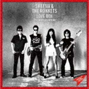 SHEENA & THE ROKKETS / LOVE BOX -42nd Anniversary Kollection-(完全受注生産限定BOX盤) [CD]