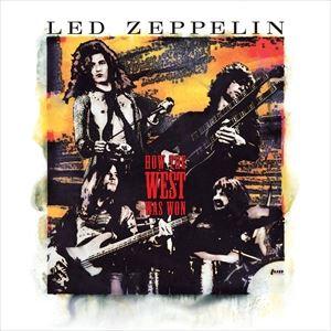 輸入盤 LED ZEPPELIN / HOW THE WEST WAS WON (SUPER DELUXE BOX SET) [3CD+4LP+DVD-AUDIO]