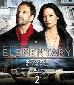 エレメンタリー 信憑 ホームズ ワトソン in シーズン2 NY DVD トク選BOX 人気商品