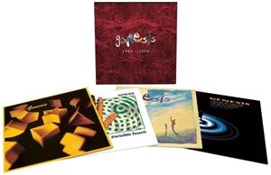 輸入盤 GENESIS / GENESIS 1983-1998 (BOXSET)(LTD) [6LP]