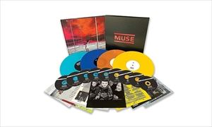 輸入盤 MUSE / ORIGIN OF MUSE [9CD+4LP]
