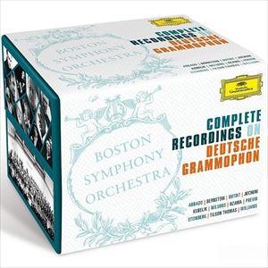 輸入盤 BOSTON SYMPHONY ORCHESTRA / BSO COMP RECORDINGS ON DG [57CD]