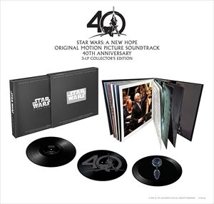 輸入盤 O.S.T. (JOHN WILLIAMS) / STAR WARS EPISODE IV (LTD) [3LP]